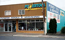 Power Tools and Servicing - Tauranga