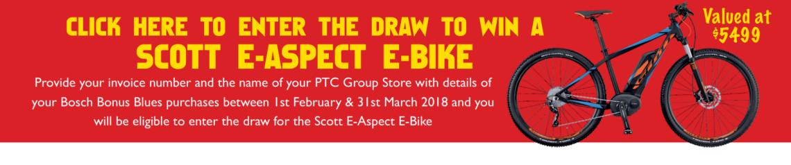 Click for E-BIKE Draw entry form